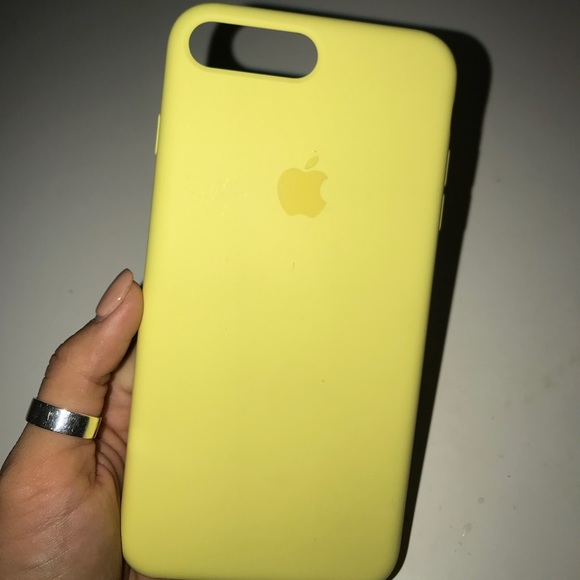 Buy apple iphone 8 plus cases yellow